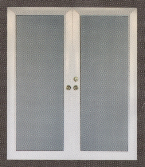 Security screen doors french door security screens for Security screen doors for french doors